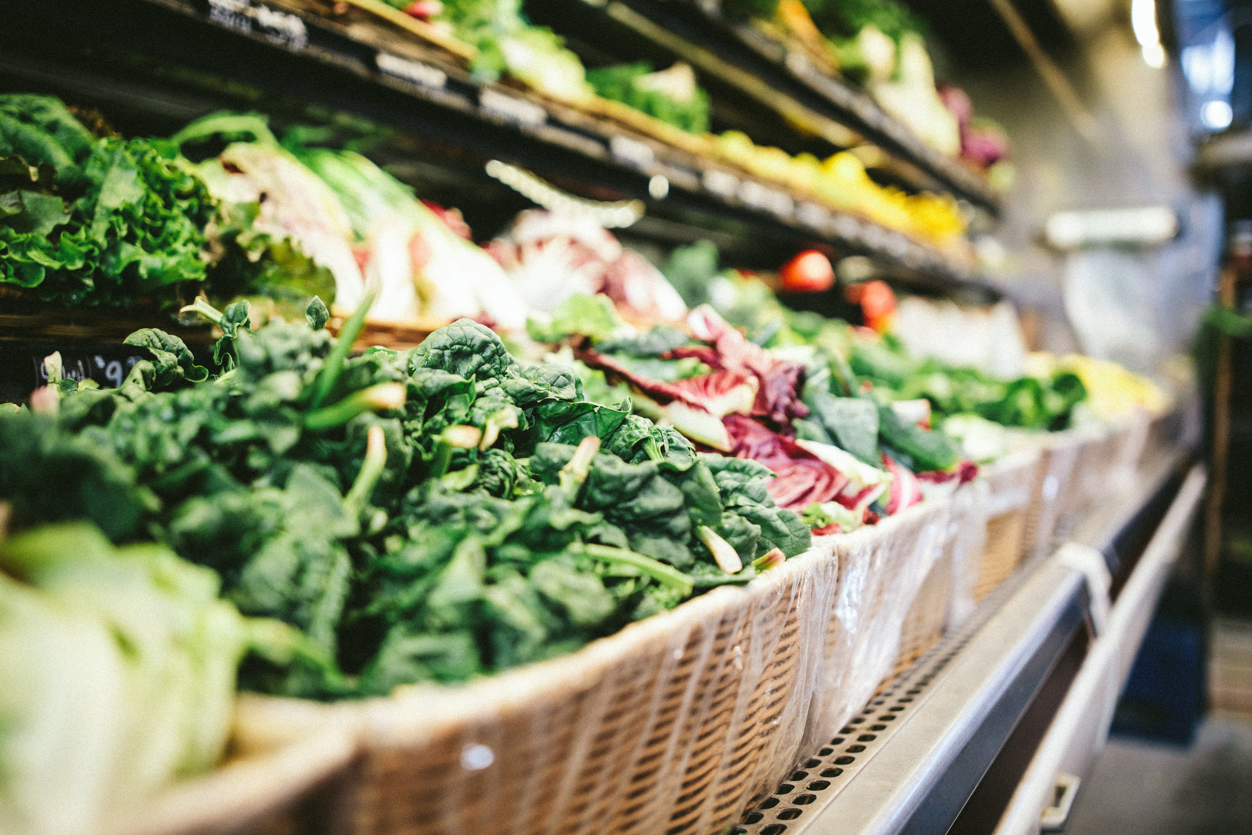 1. Eat green vegetables - Green leafy vegetables are rich in vitamins that help you maintain a balanced diet and support a healthy immune system.