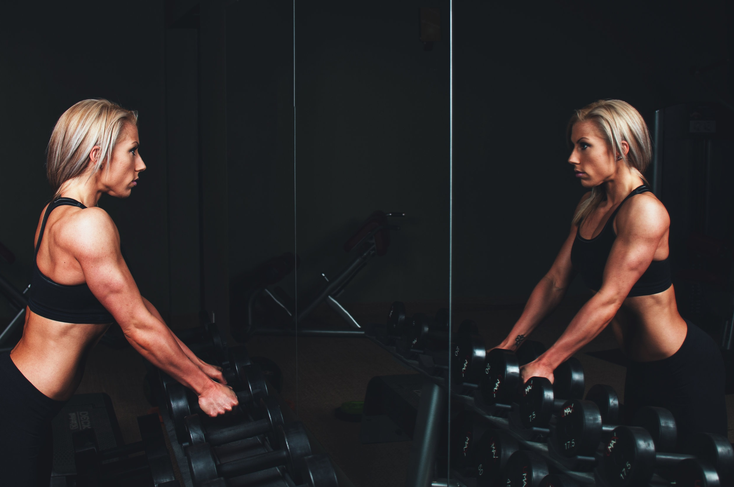 Upper Body Day (Back and Delts Focus) -