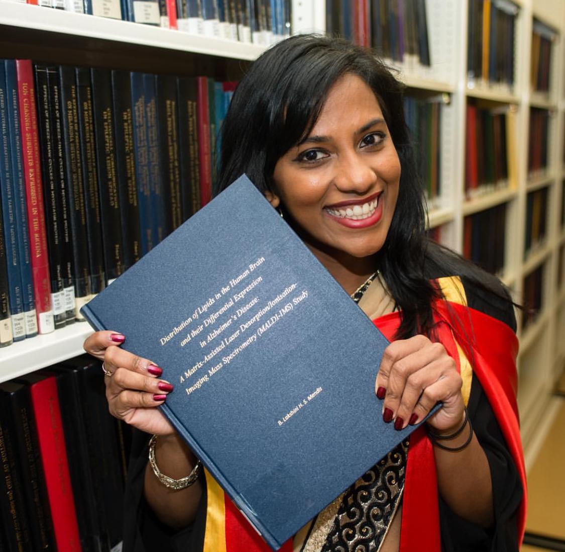 Lakshini Mendis  @scisites Specialty: Neuroscience/Science Writing