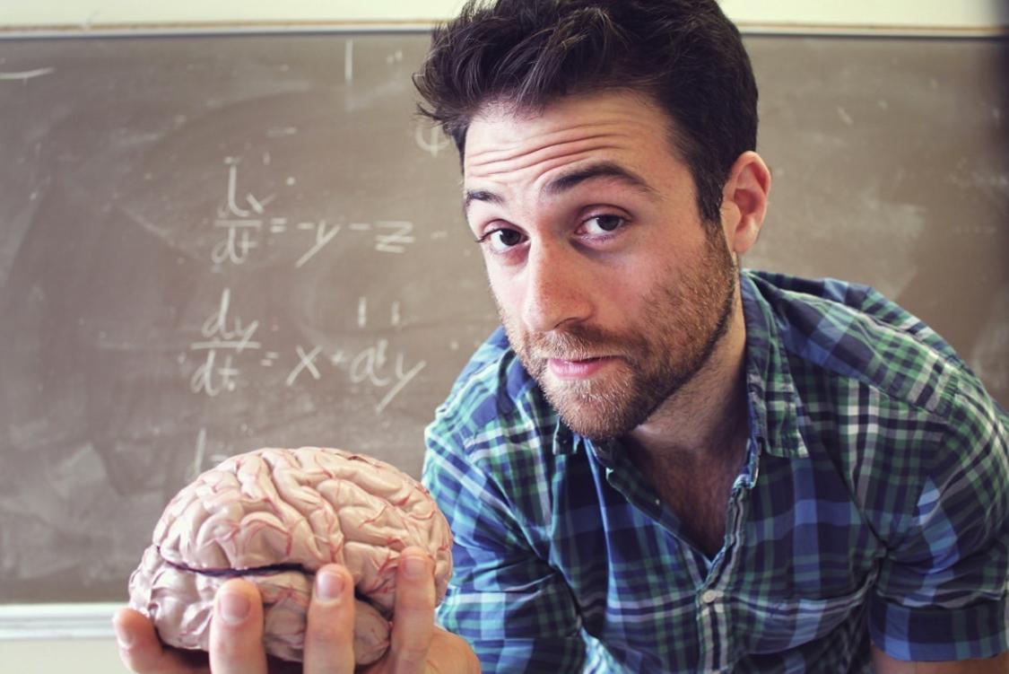Daniel Toker  @the_brain_scientist Specialty: Neuroscience