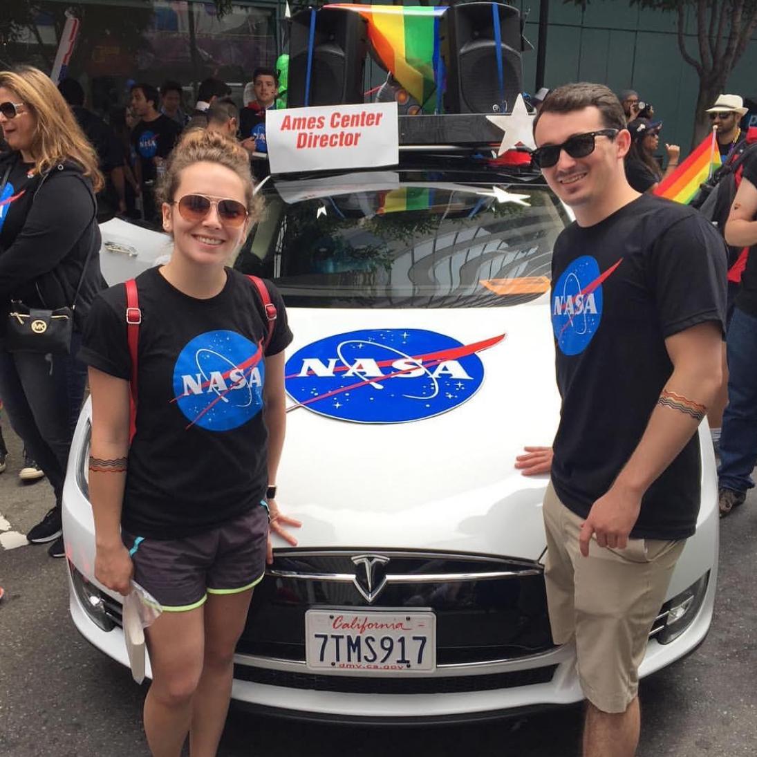 Courtney  @thatgirlatnasa Specialty: Martian Climatology