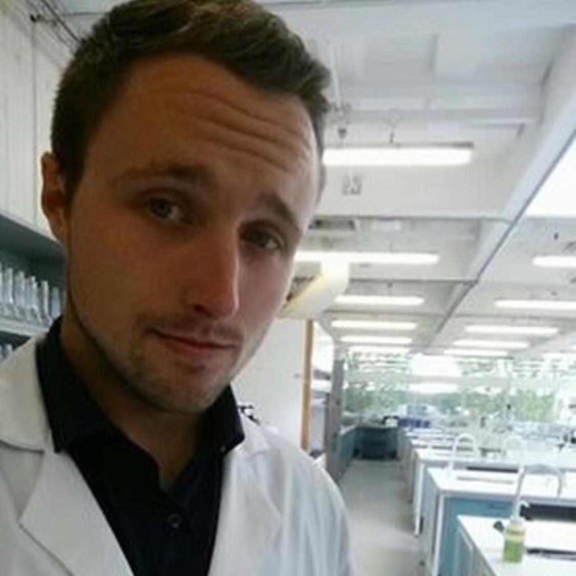 Garreth  @bio_gar Specialty: Computational Bio/Biotech