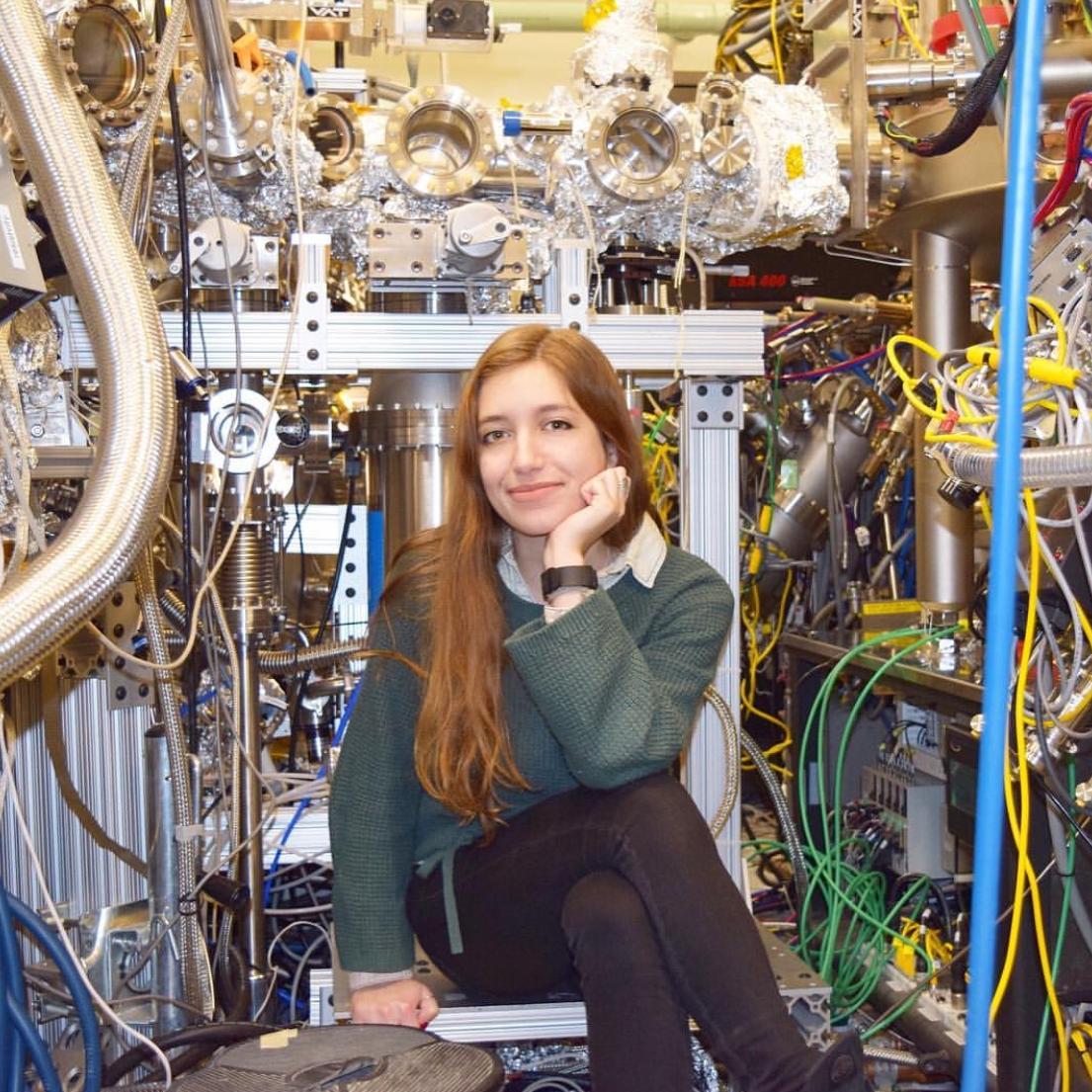 Lindsey  @the_engineeress Specialty: Engineering