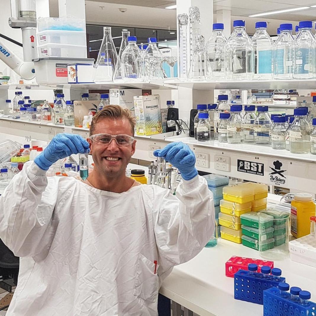 Will  @scienceguyinbondi Specialty: Infectious Disease