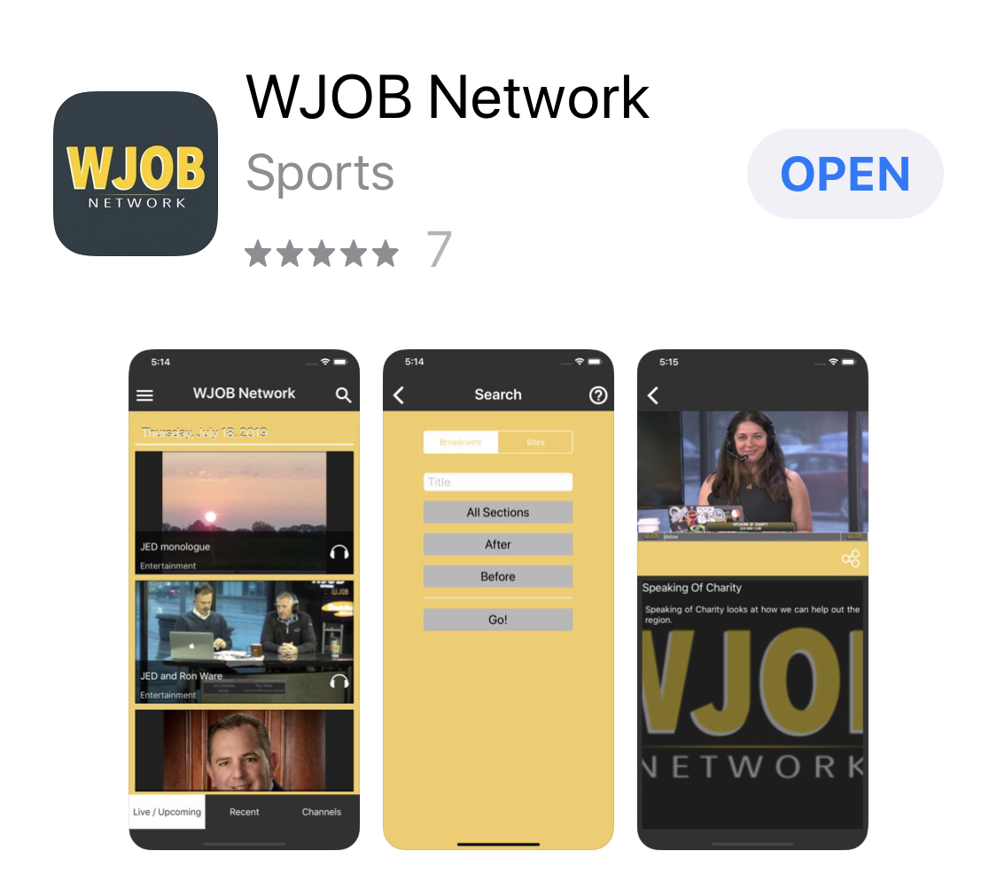 CLICK HERE TO DOWNLOAD THE WJOB NETWORK APP ON YOUR APP!
