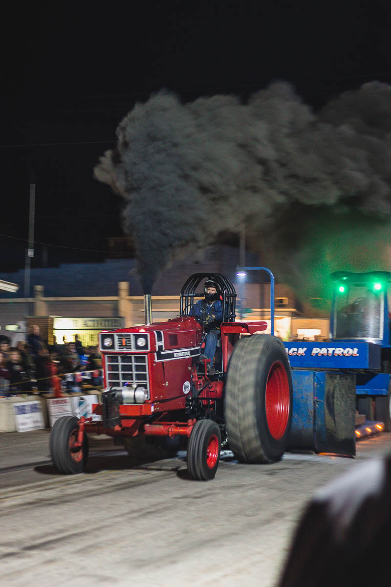 Tractor PULL -