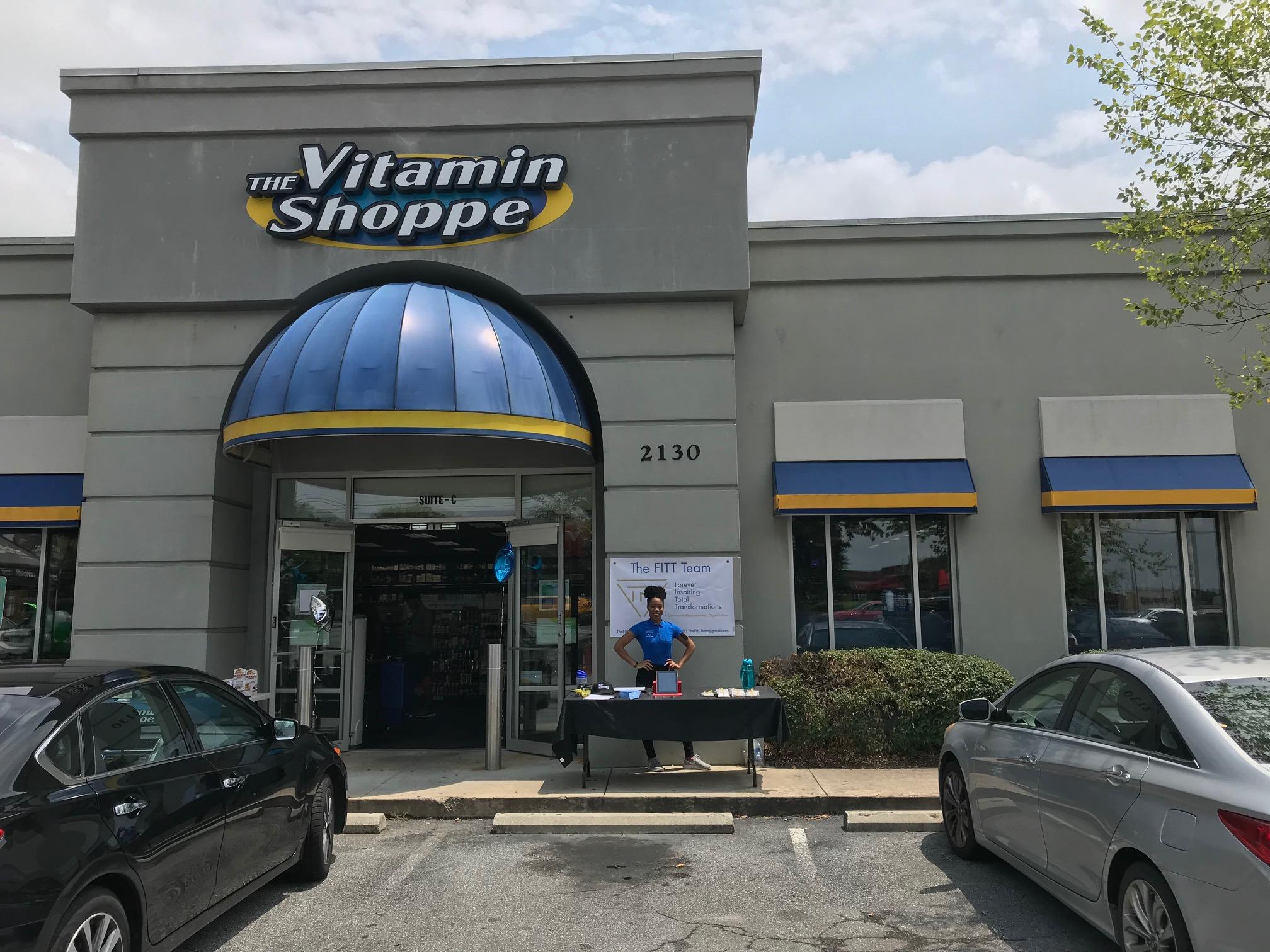 Vitamin Shoppe Summer Jam