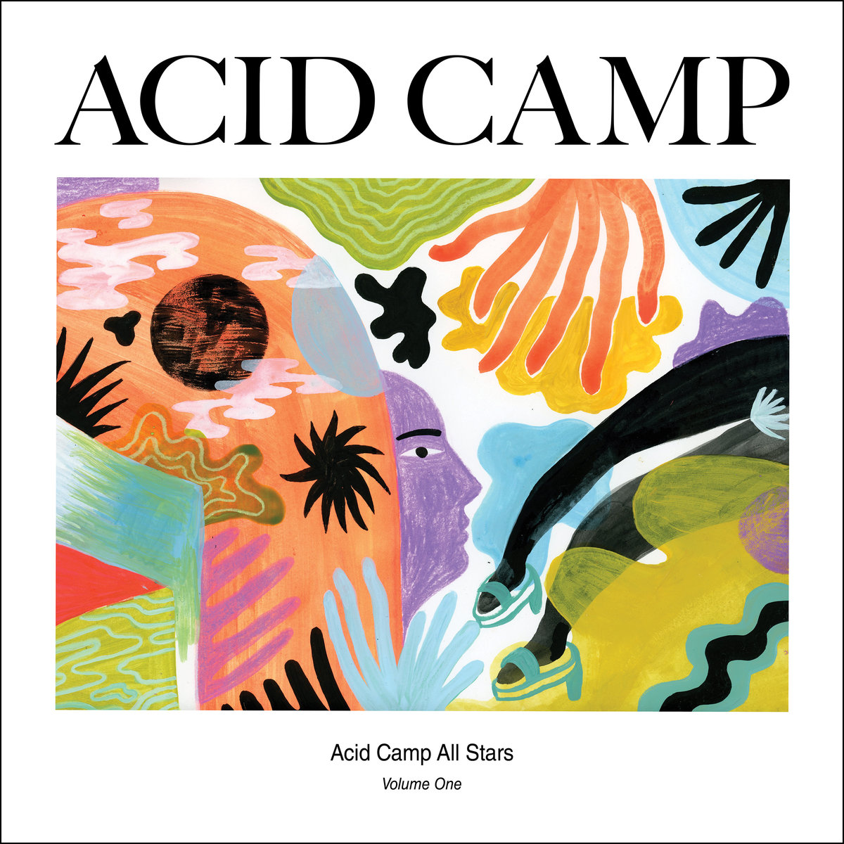 Acid Camp - Searching for paradise on the dance floor.