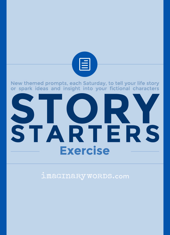 Story Starters: Exercise