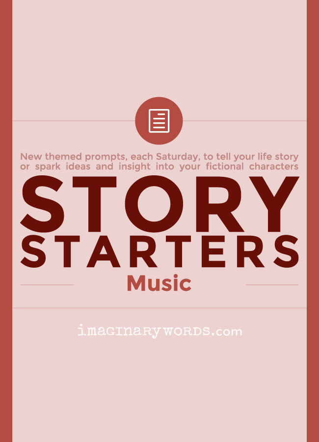 Story Starters: Music