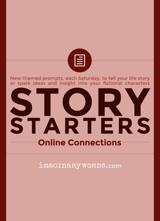 Story Starters: Online Connections