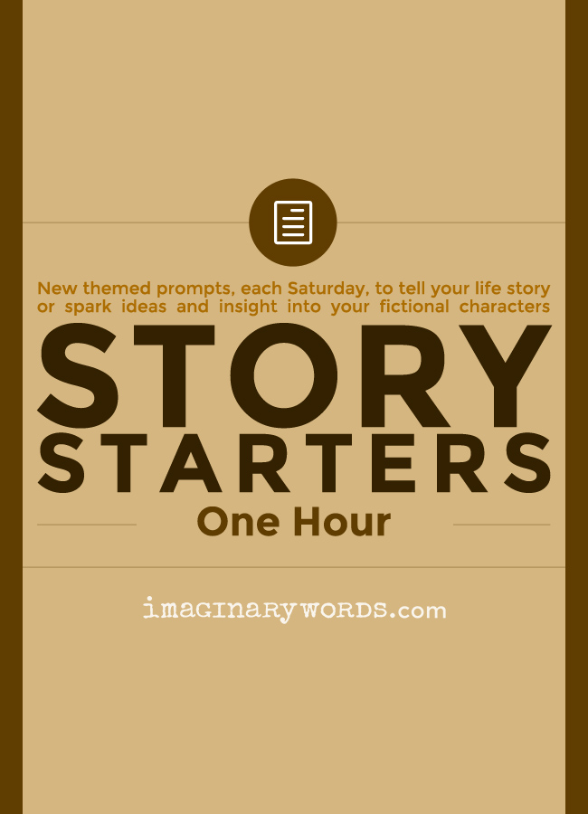 Story Starters: One Hour