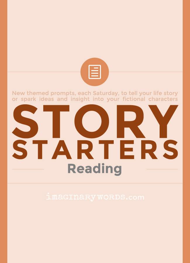 Story Starters: Reading