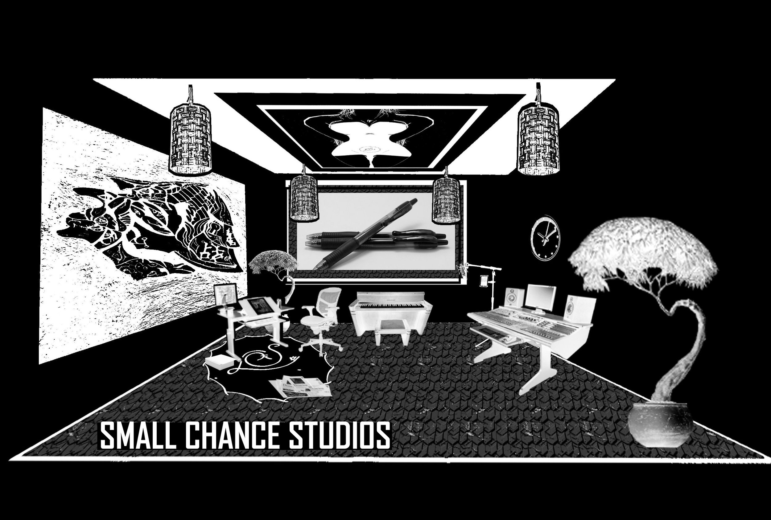 tEKO ls - Changing your Mind one Drawing at a Time.SMALL CHANCE STUDIOS