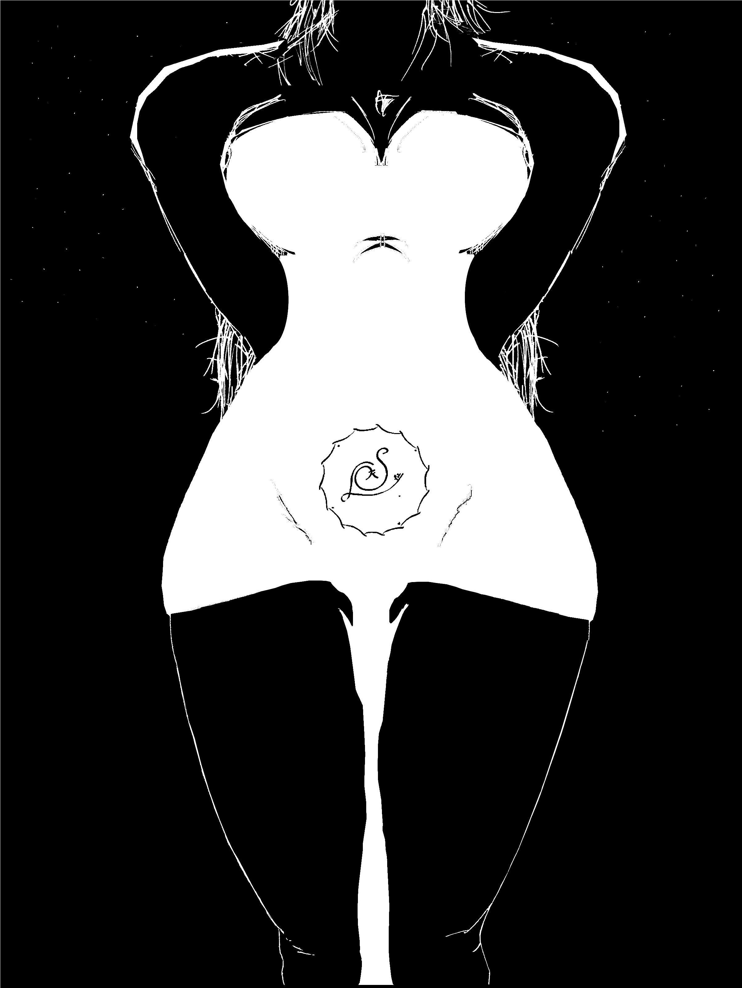 Her Secret I (W/B)