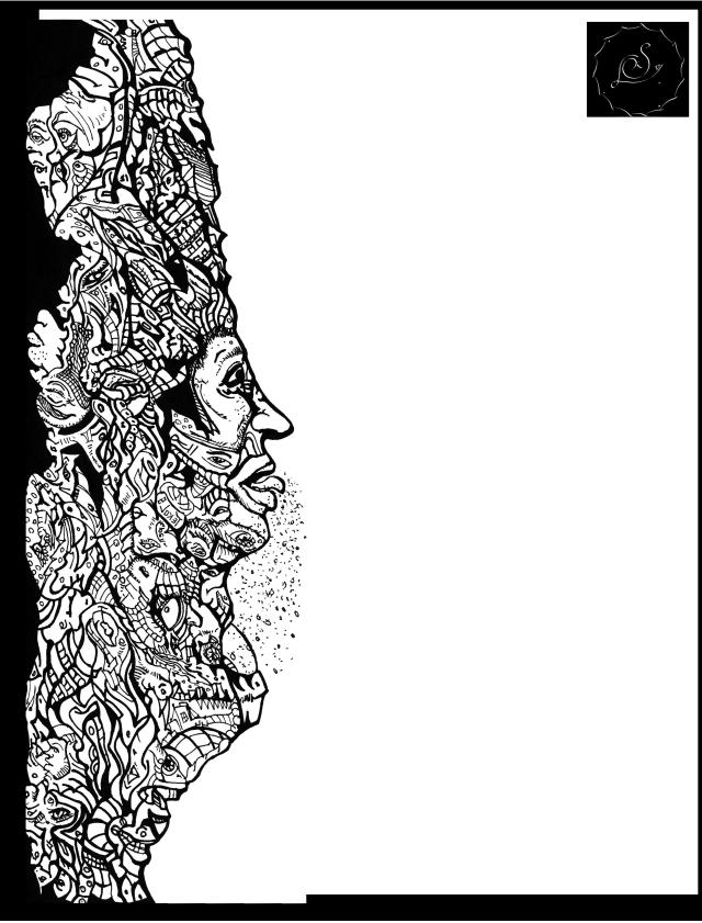 Secluded Mountain II (w/logo)