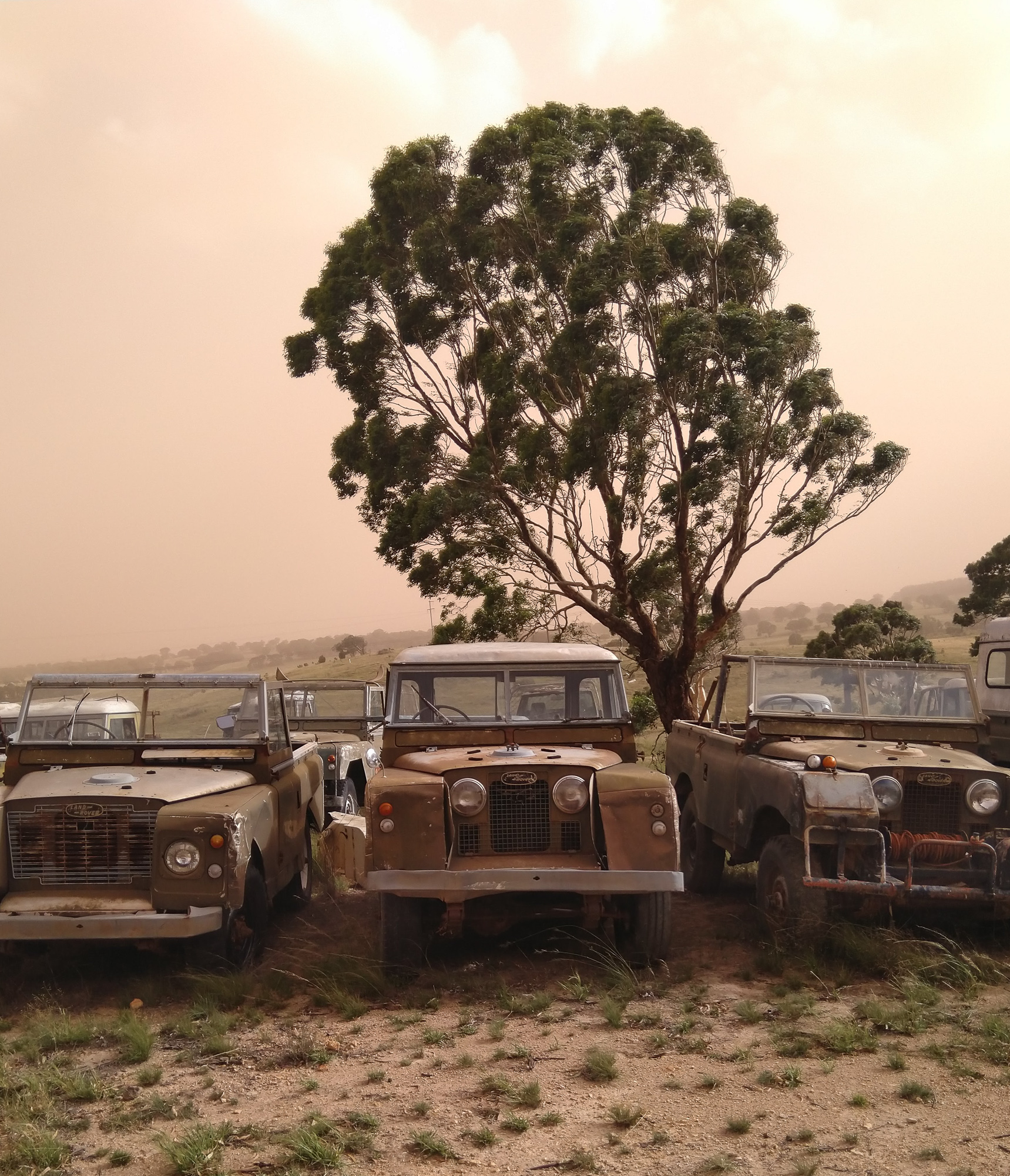 Land Rover Heaven, Goulburn NSW