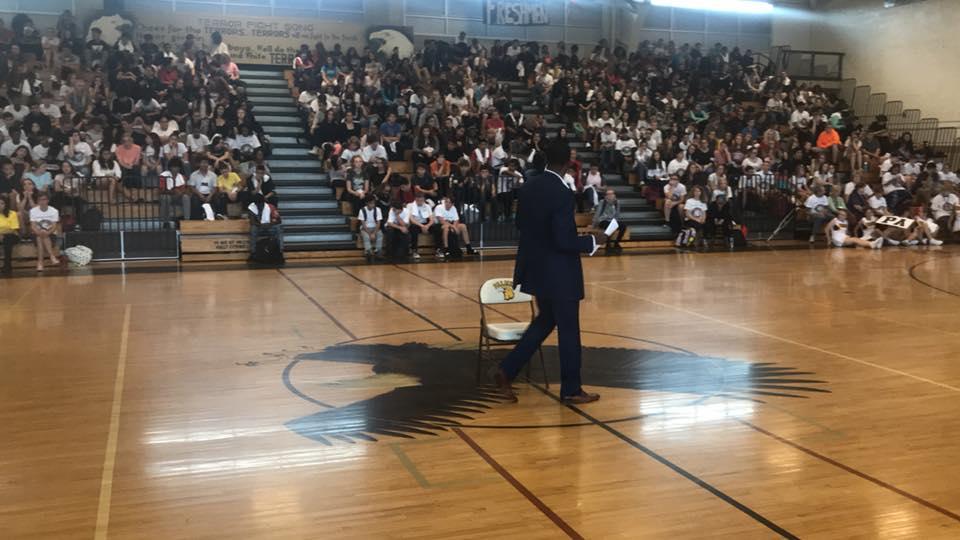 Palmer High School