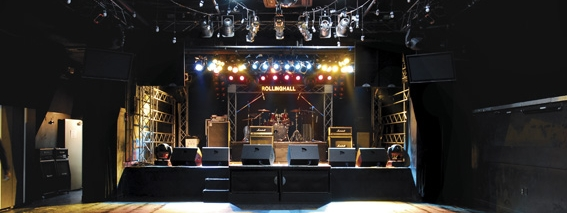 롤링홀 (Rolling Hall) - 서울특별시 마포구 어울마당로 35 지하1층