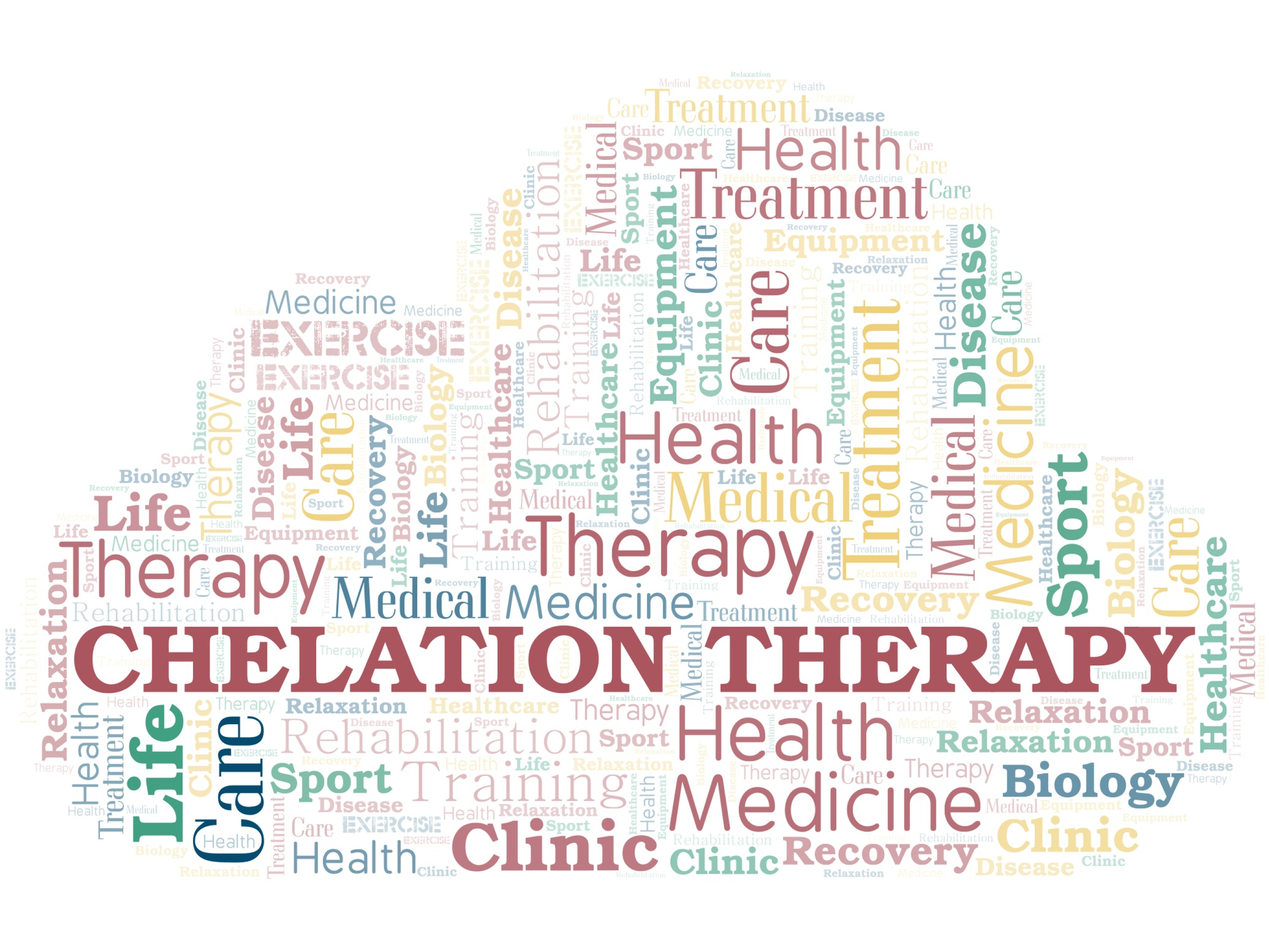 HOW DOES CHELATION THERAPY WORK? - In Chelation therapy, a dose of a medication called Ethylenediaminetetraacetic Acid (EDTA) is delivered into your bloodstream through an IV. This medication seeks out and binds to minerals in your bloodstream. Once the medication binds to the minerals, it creates a compound that leaves your body in your urine.