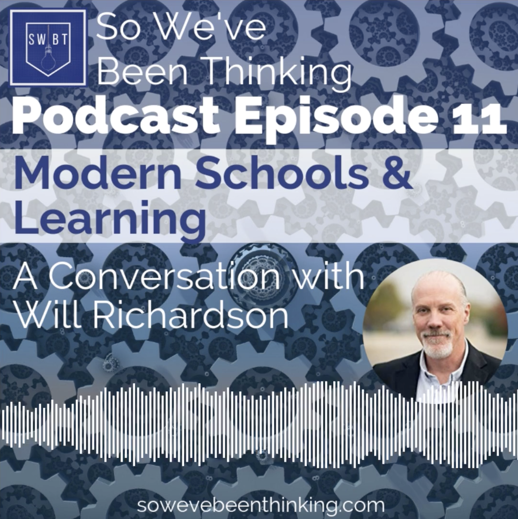 Episode 11: Modern Schools and Learning - with Will Richardson -