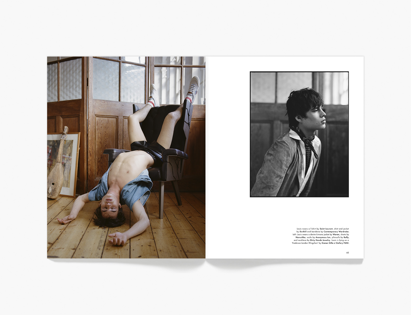 Marble Magazine - 2