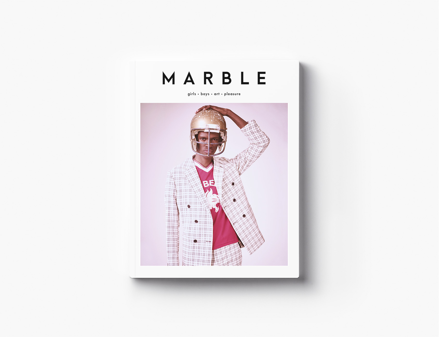 Marble Magazine Cover