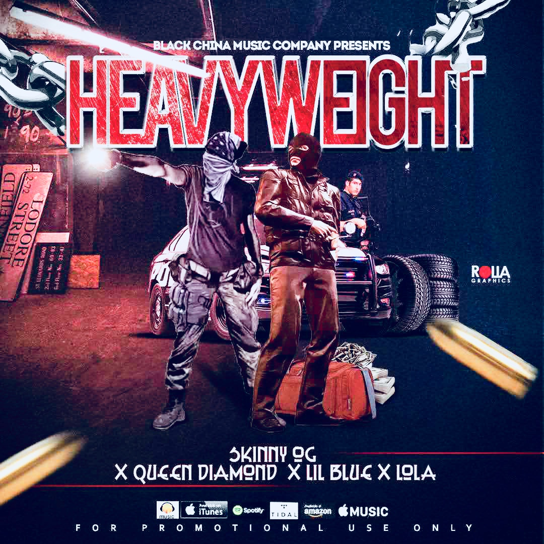 Heavyweight - Listen on Netease Music