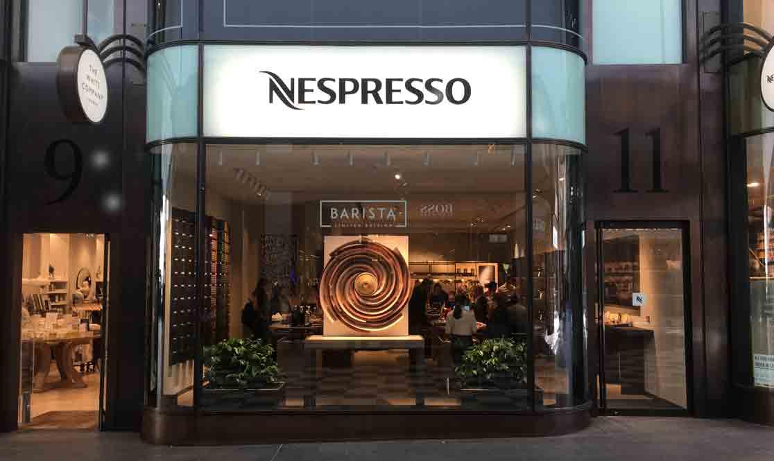 Nespresso - Recruitment marketing