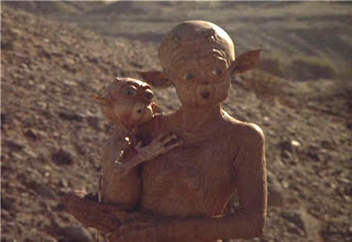 Progeria meets E.T The Extra Testicle