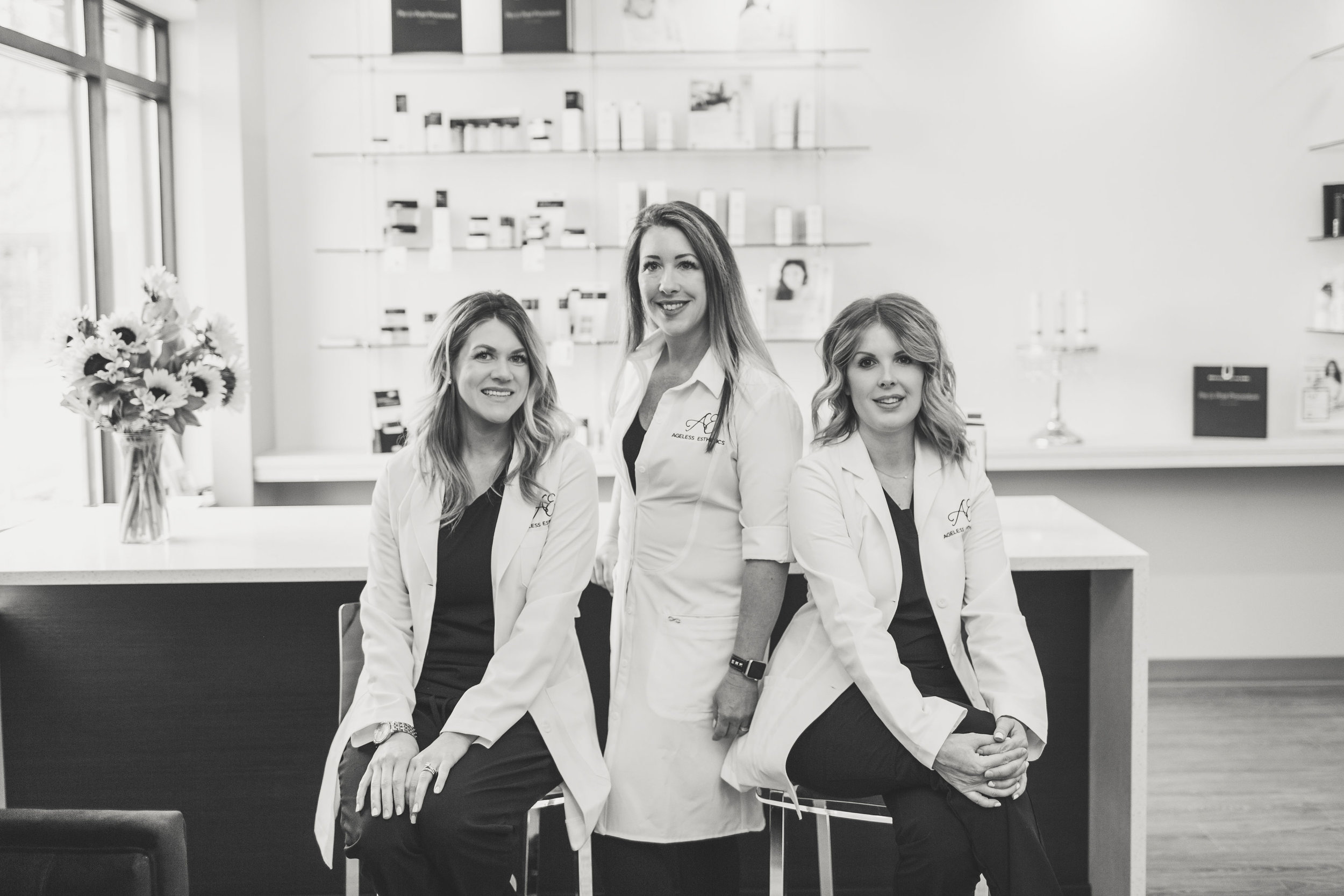 We have your best interest at heart! - Sincerely Nichole, Danielle and Marti