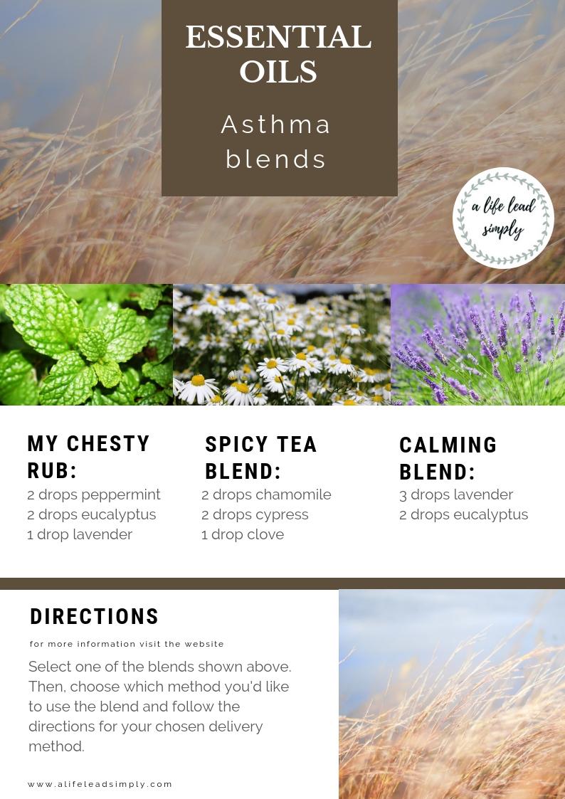 Essential oils, Asthma blends, A life lead simply, www.alifeleadsimply (1).jpg