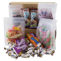 Sweetie box - If they already have enough toys, but you still want to keep to the 5 gift rule, why not opt for snack or sweetie a subscription box? This one is from The Sweetie Box, and it is a monthly subscription