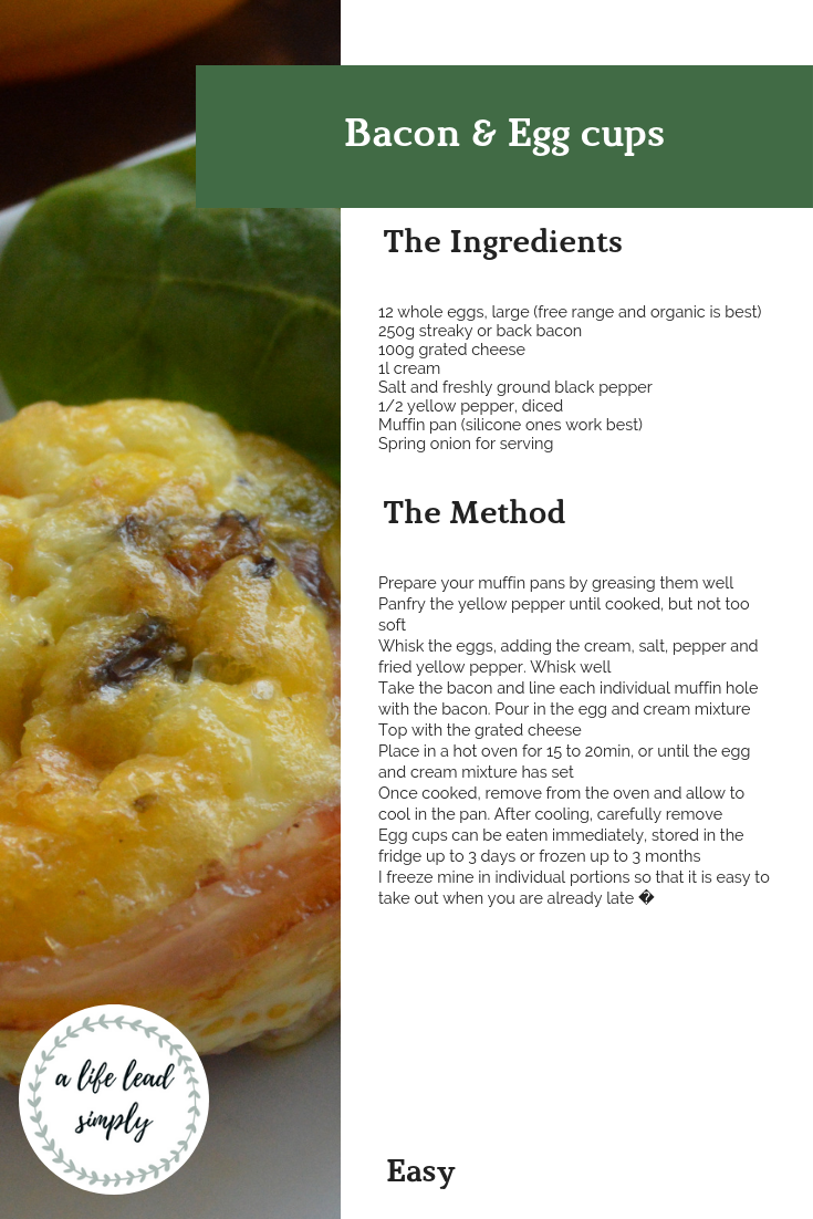 Recipes, Bacon and egg cups, Keto LCHF Banting, A life lead simply, www.alifeleadsimply (3).png