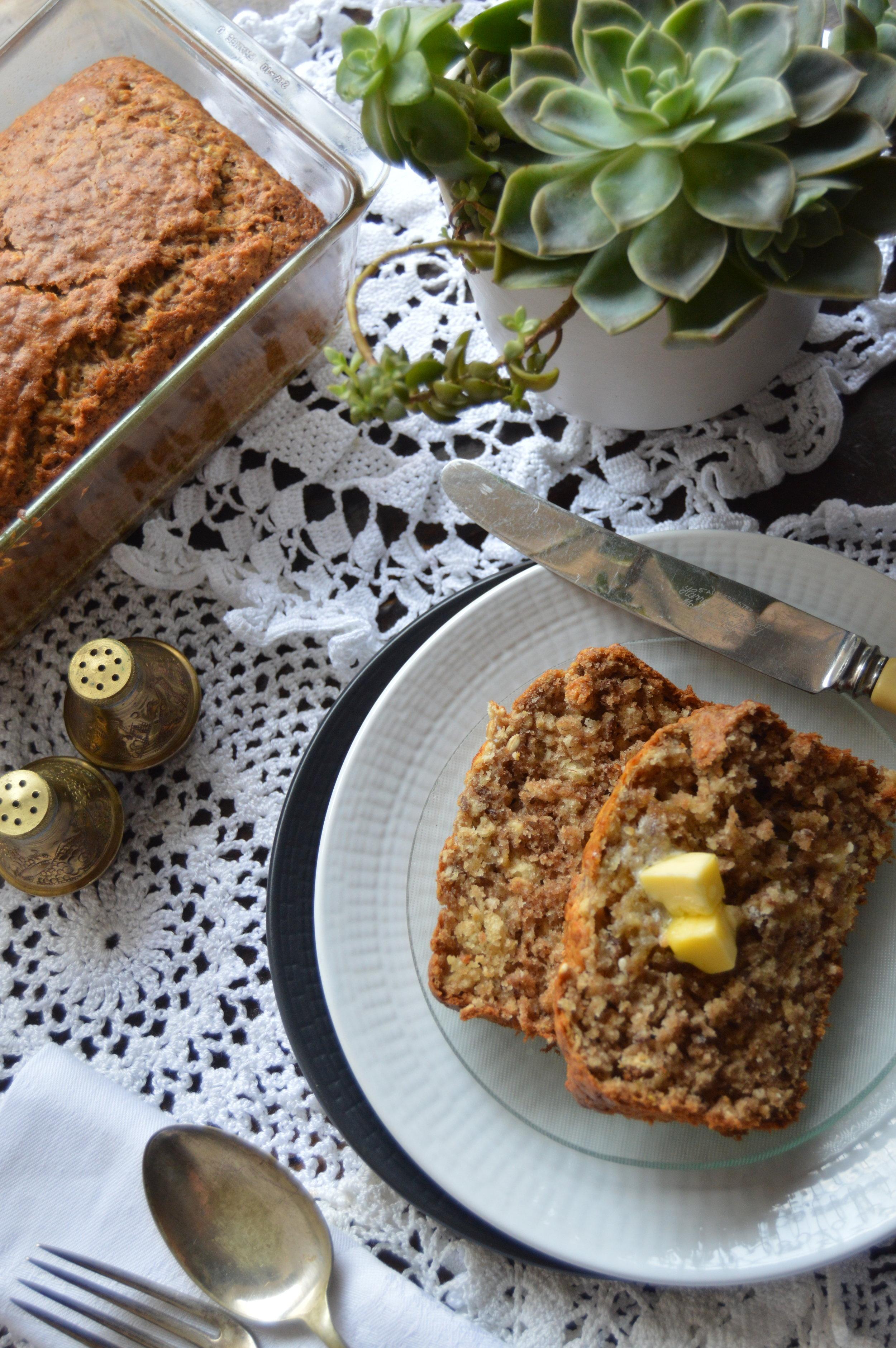Recipes, Banana bread, GAPS Paleo LCHF, A life lead simply, www.alifeleadsimply (30).JPG