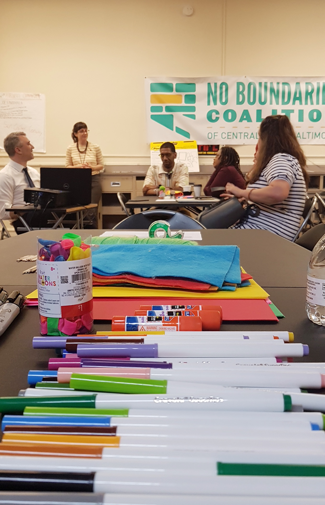 Prototyping a community nominations tool at No Boundaries Coalition