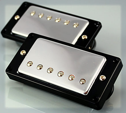 Alnico v 59s - A classic humbucker pickup, offering timeless tone and subtle warmth with a full, even response.They produce a dynamic, more powerful, attacking tone with a full bottom-end.A classic styled pickup capable of grinding, punchy Blues & Rock, and lovely rolled-off cleans.