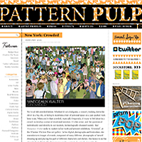 Pattern Pulp, 2010