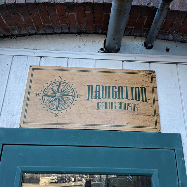 Some biz Dev brewing up in Lowell 👀👀@navigationbrewingco #bakeittillyoumakeit #eatlocal #craftbeer #craftfood