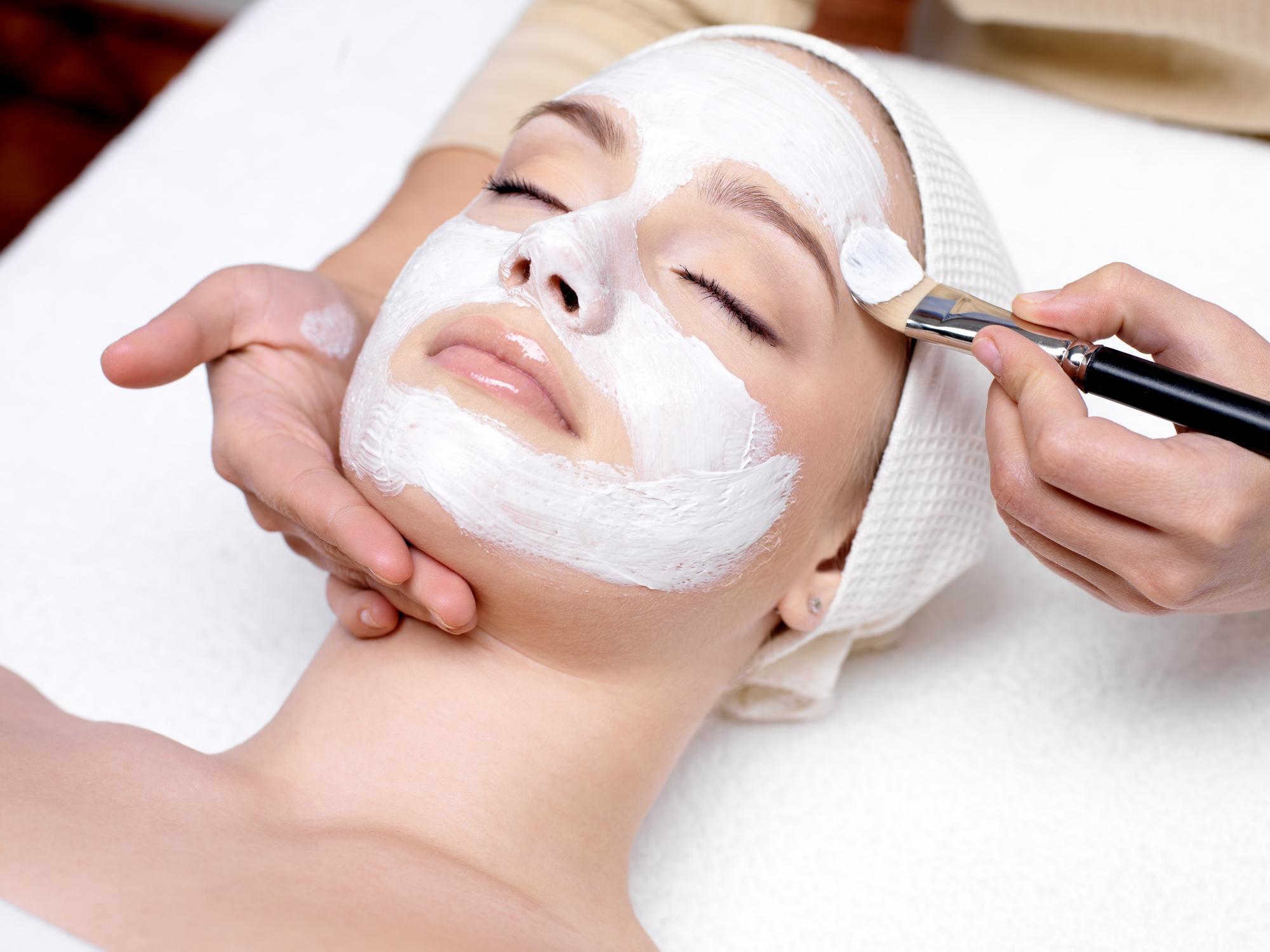 Nails & skincare - Manicures   Facials   Masks   Facial Waxing & Arching