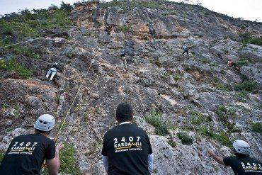 2407 Kardamili Mountain Experience-Best way to get to know the region's beautiful nature: climbing, hiking, mountain walks, cycling and tailor made tours -