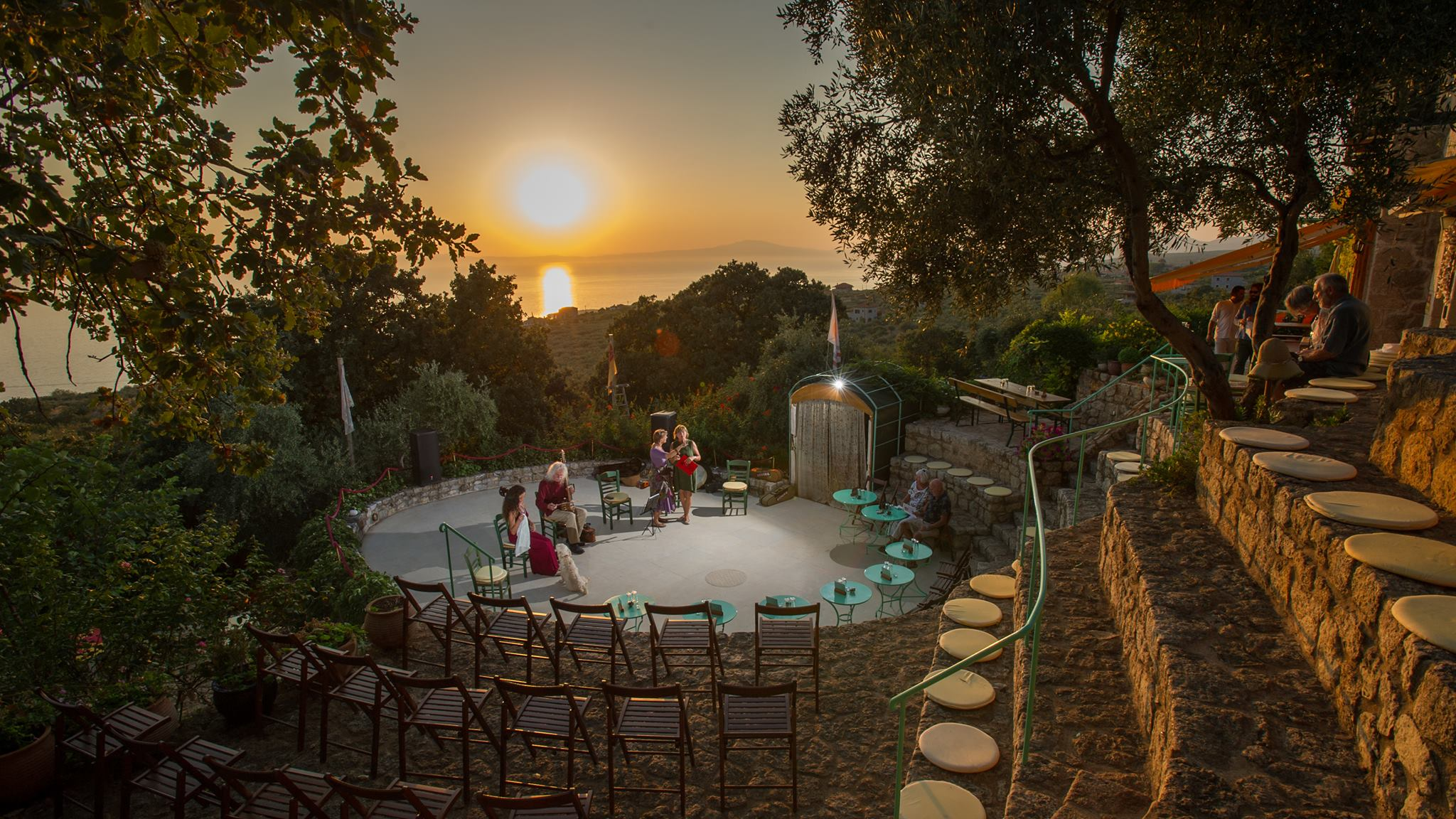 11th Music Summer 2019Summer Concerts in the evening twilight under the Mediterranean sky -