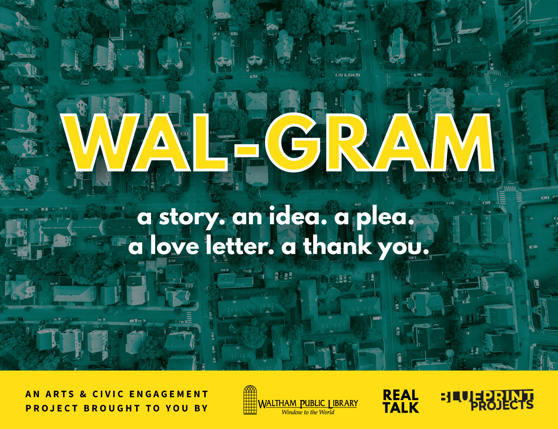 WAL-GRAM - POSTCARD CAMPAIGN