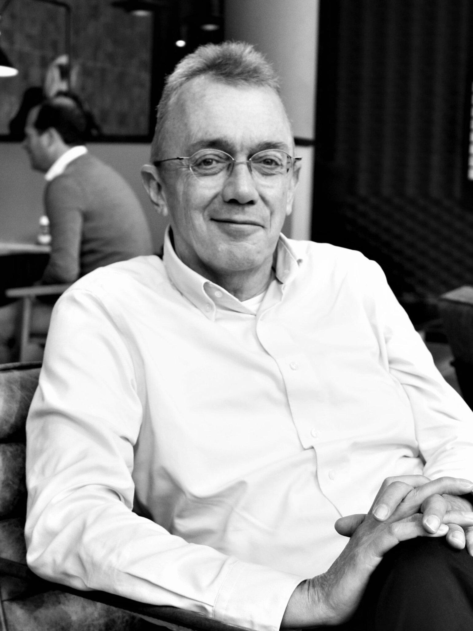 Financieel directeur RED Concepts Paul van Essen
