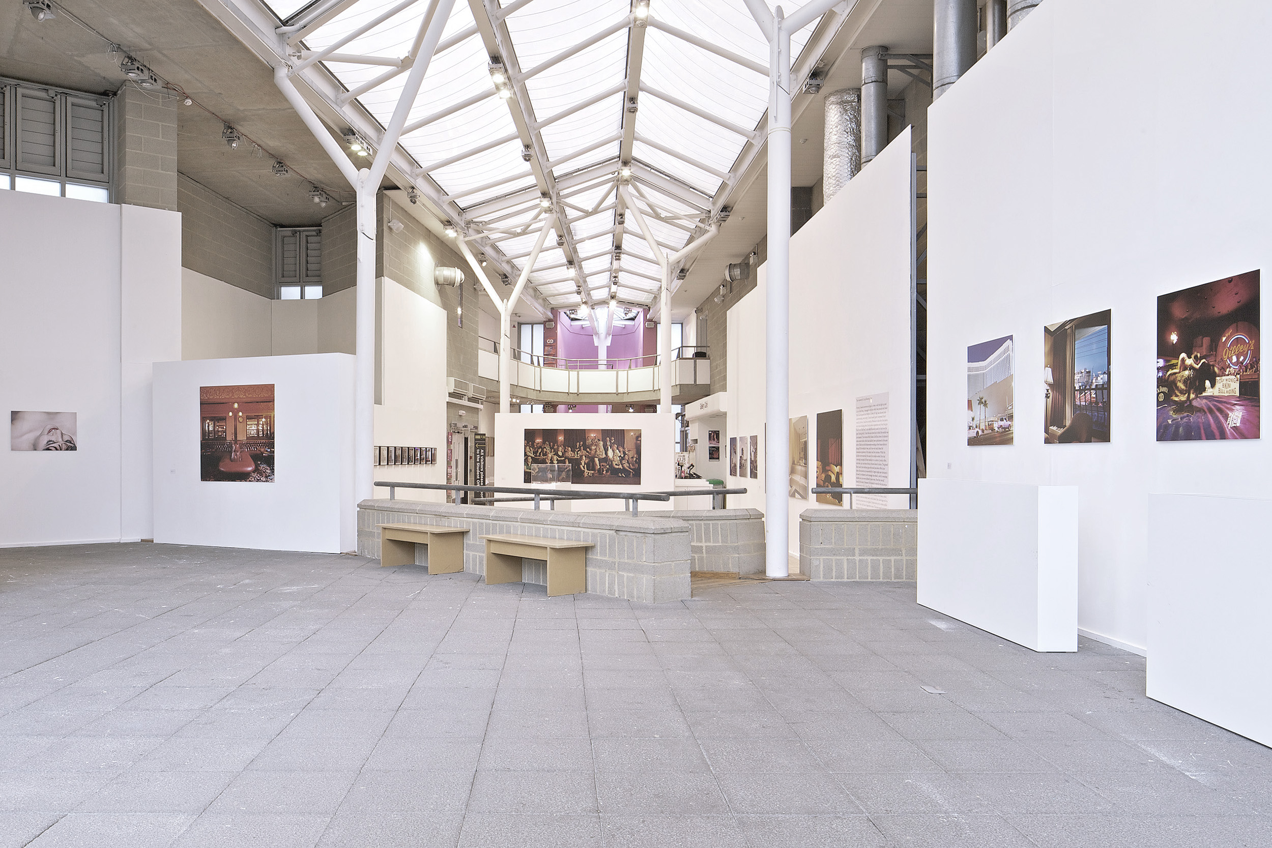 Sightlines exhibition, Julie Cook, University of Hertfordshire
