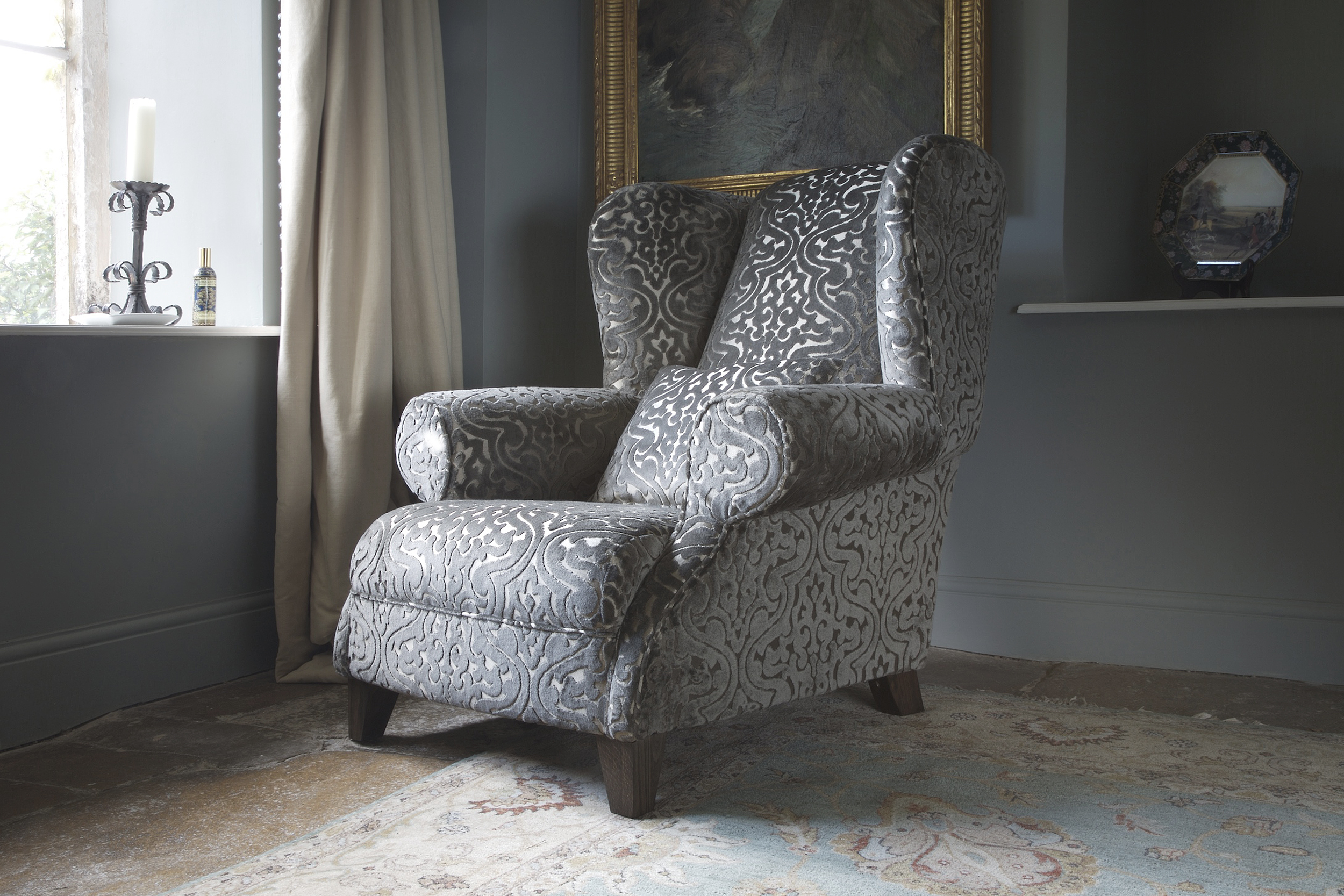 Kineton chair, Tamarisk Designs