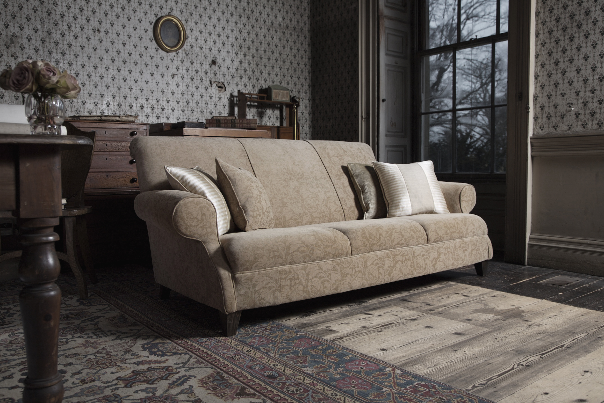 Norton sofa, Tamarisk Designs