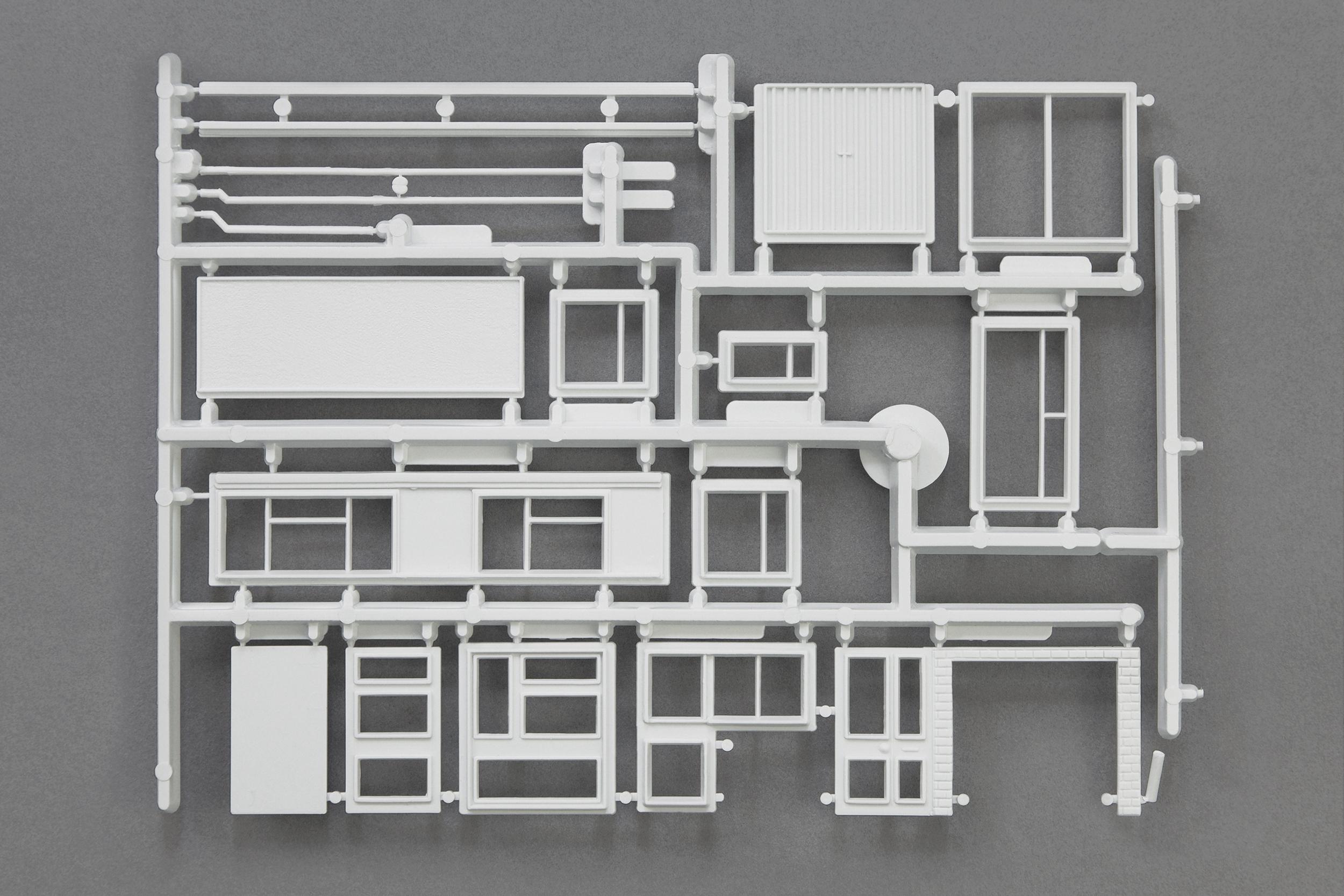 R.275 Modern House 10275.02.01, 2012