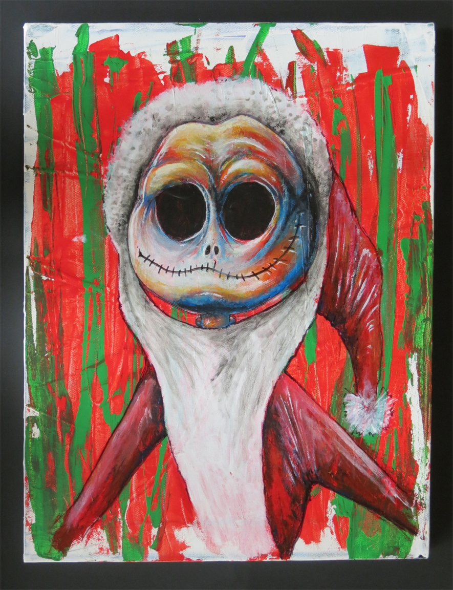 Christmas Jack $150