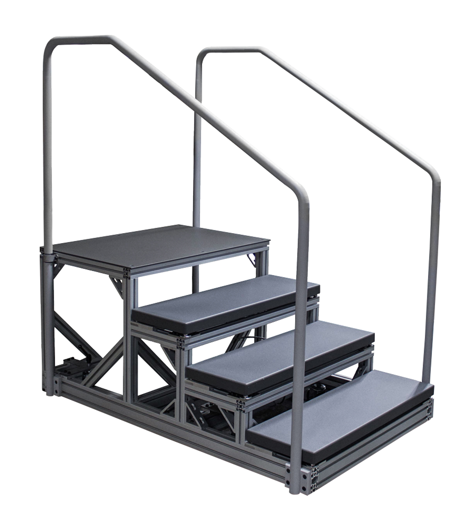 Instrumented Stairs U2014 Bertec